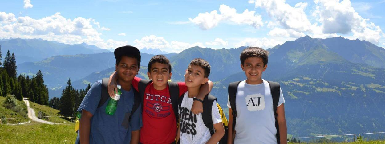 One-Day-Excursion-summer-camp-switzerland-Falera-Curnius